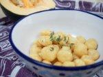 Acorn squash gnocchi