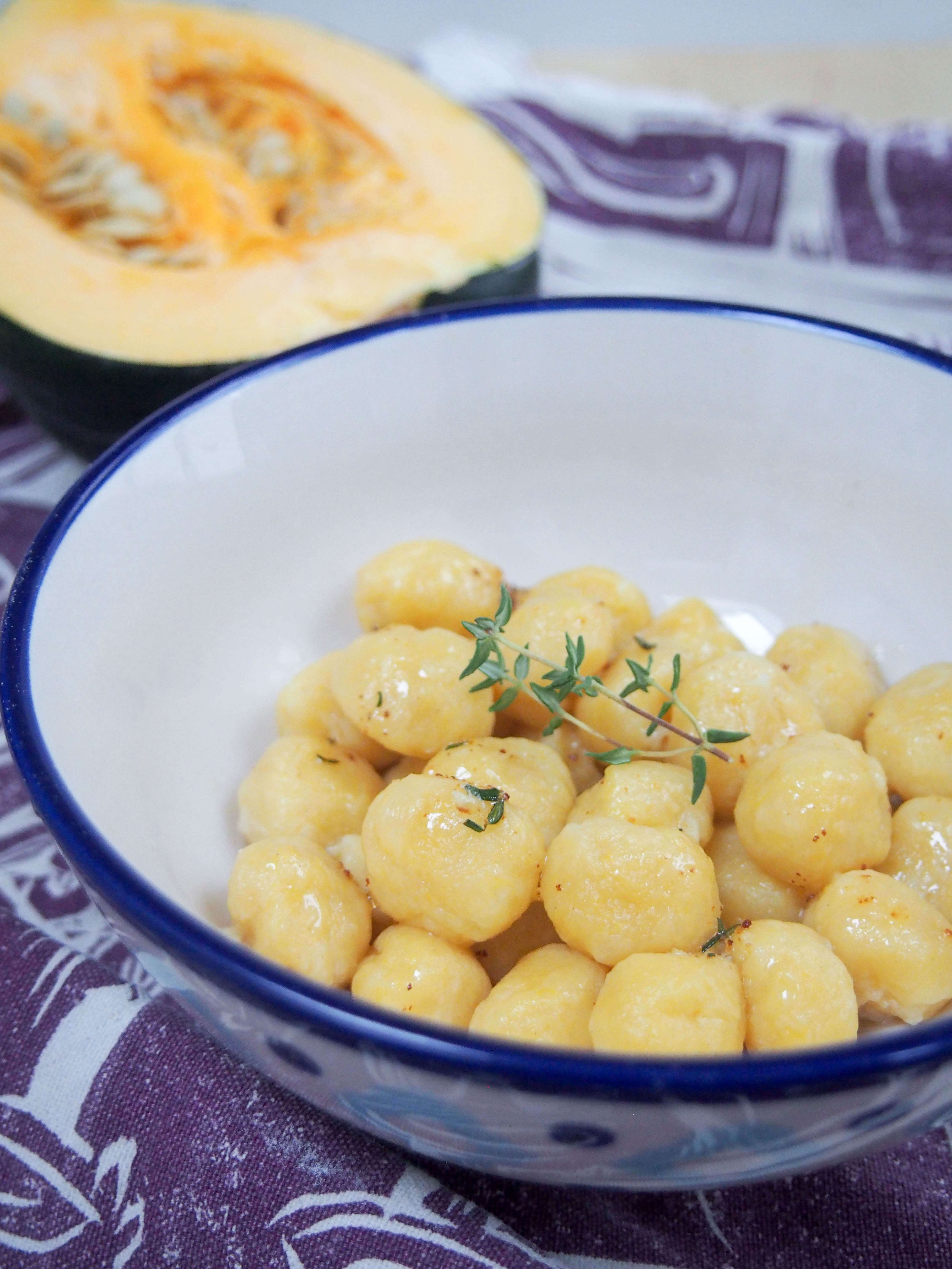 how to cook gnocci in the microwave