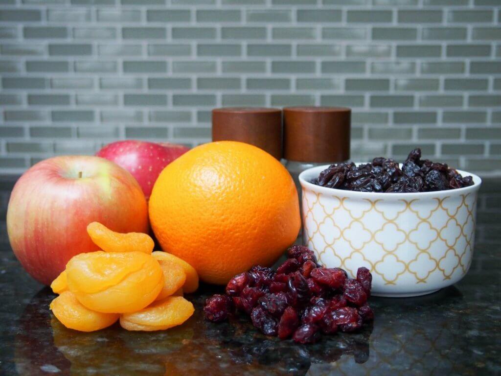 sugar free mincemeat ingredients