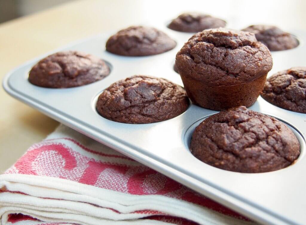 chocolate beetroot brownies