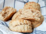 parsnip buttermilk biscuits