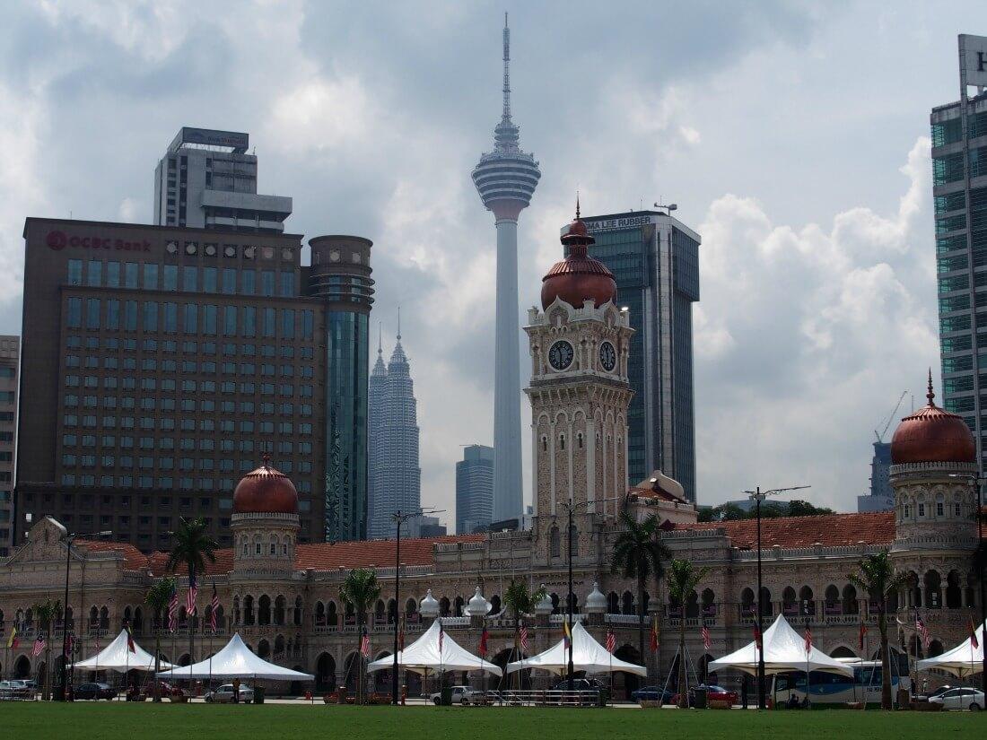 central Kuala Lumpar - for asam laksa