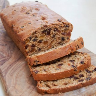 Irish Brack Fruit Loaf Caroline S Cooking