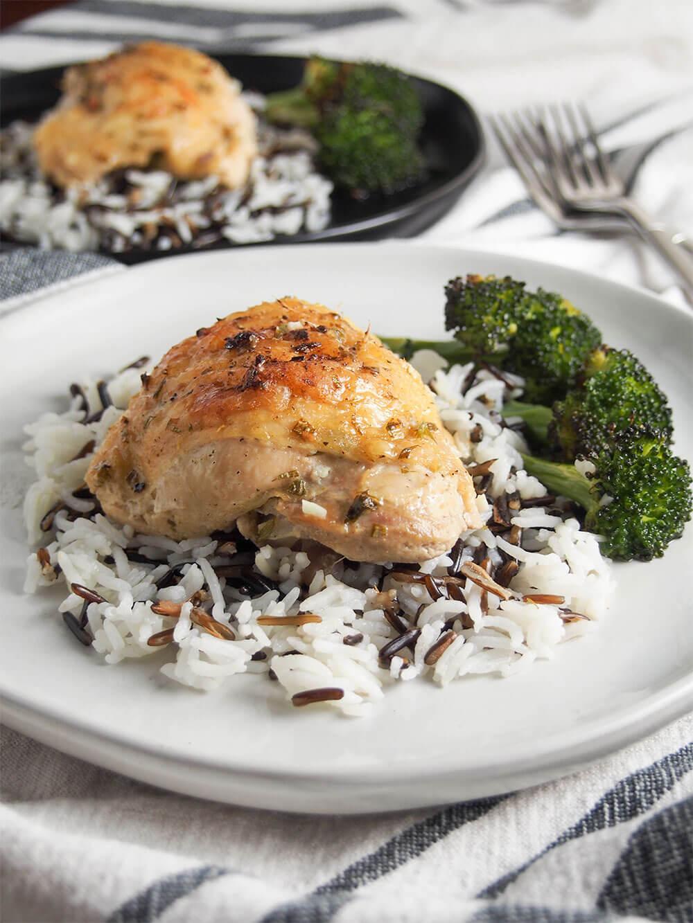 baked tarragon chicken