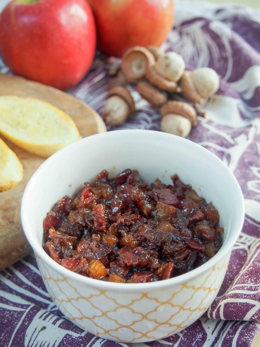 apple bacon jam