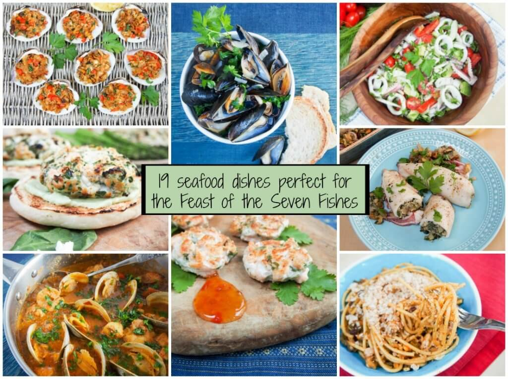 19 seafood dishes perfect for the Feast of the Seven Fishes