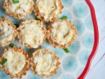 hot phyllo crab cups