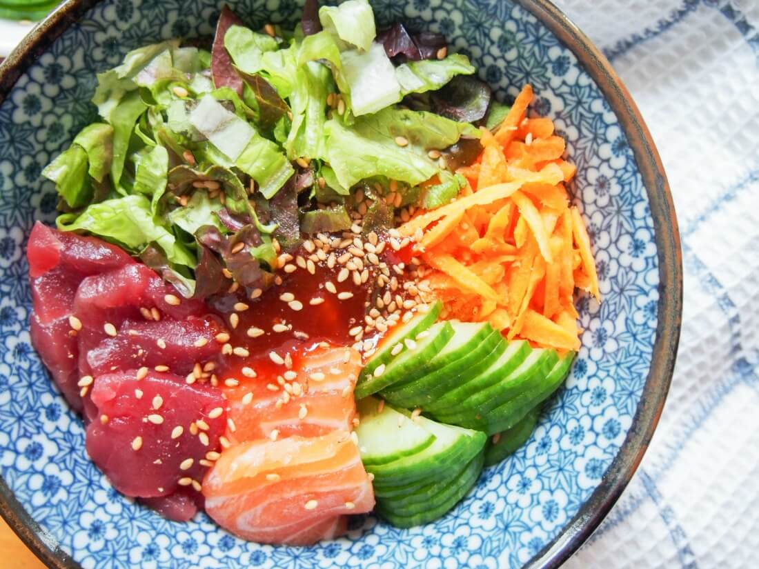 how to make sashimi from fresh caught fish