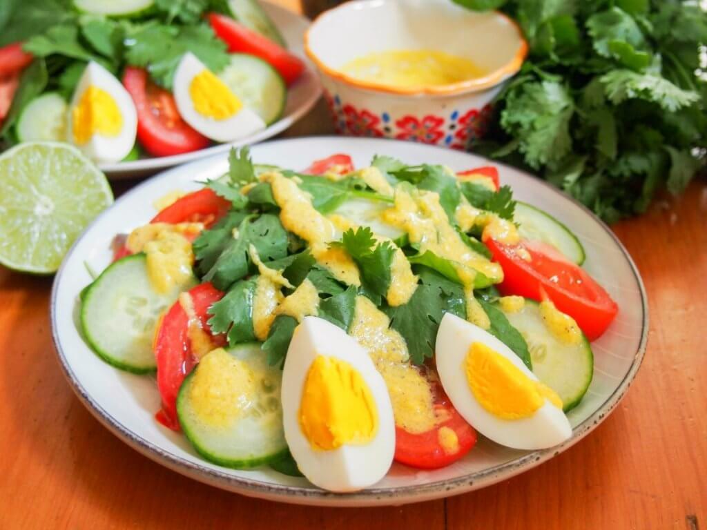 Luang Prabang salad Laos salad