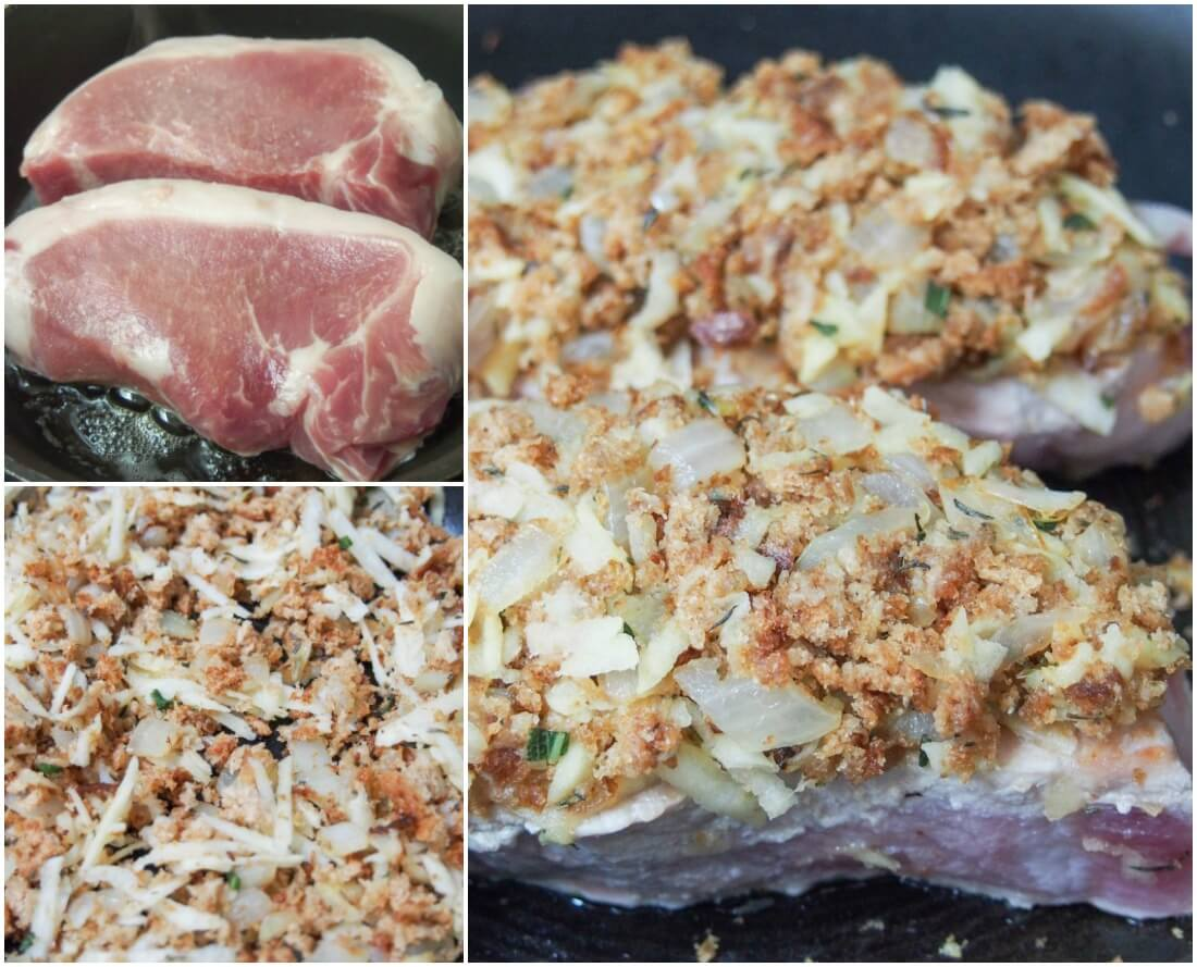 how to make stuffing thicker