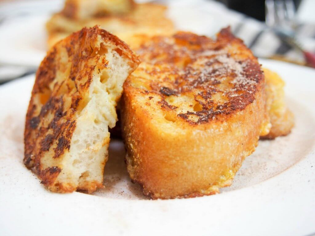 Torrijas - Spanish French toast
