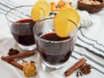 gluhwein German mulled wine
