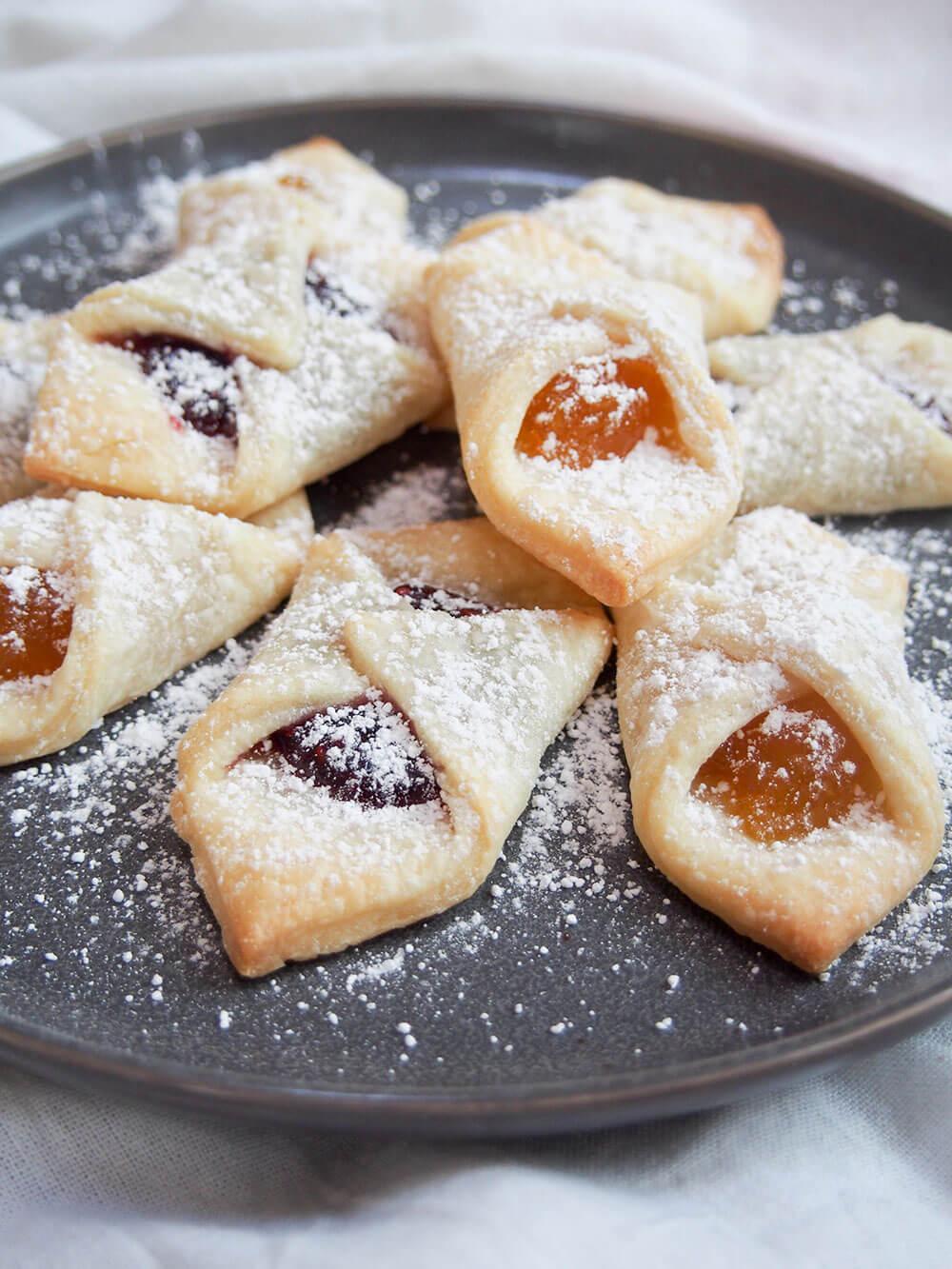 Kolache Cookies Caroline S Cooking