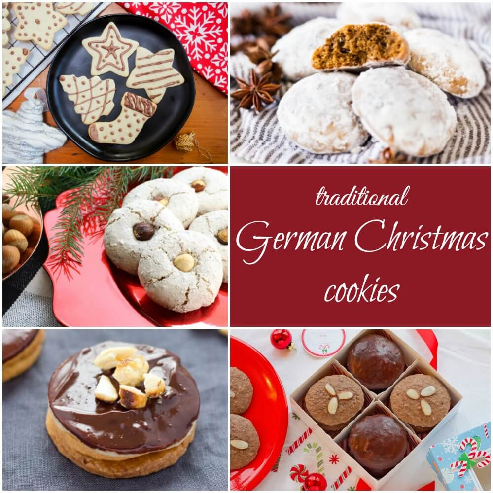 German Christmas Cookies.German Christmas Cookies Caroline S Cooking