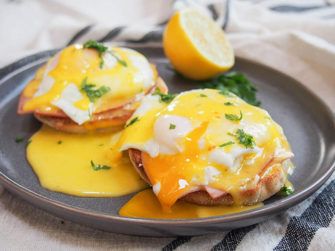 Eggs Benedict Caroline S Cooking