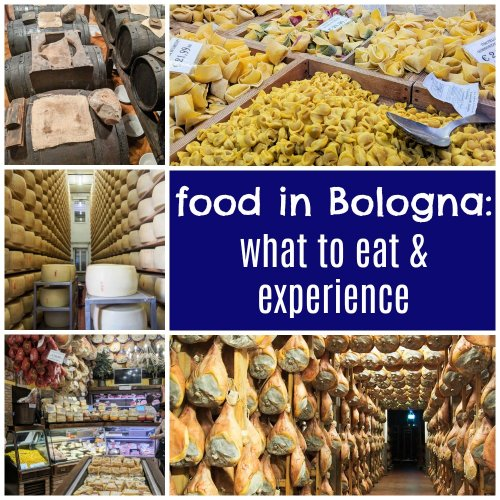 Food in Bologna: what to eat & experience