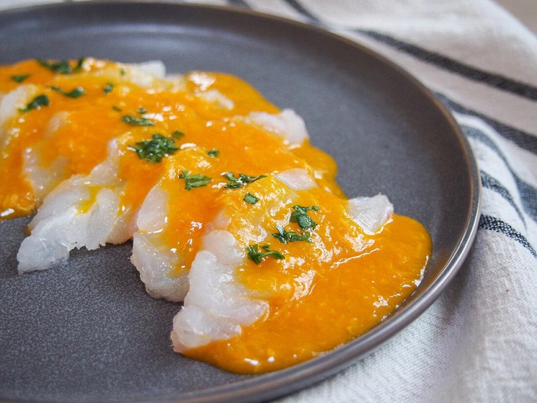 Tiradito Caroline S Cooking