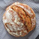 pain de campagne bread