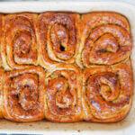 golfeados in baking dish